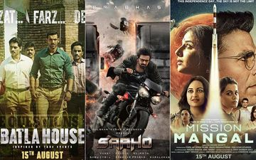 Saaho Avoids Clash With Mission Mangal And Batla House; Will Now Release On Aug 30