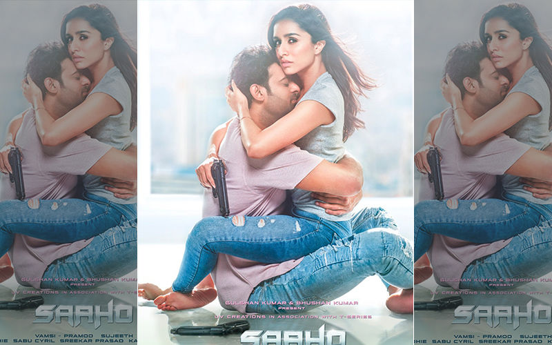 Saaho Fresh Poster: Makers Of Prabhas And Shraddha Kapoor Starrer Unveil  The All-New Poster Ahead Of The Pre-Release Event