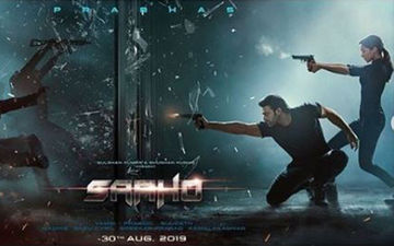 Saaho New Poster: Prabhas And Shraddha Kapoor Nail It In Their Action-Packed Avatars