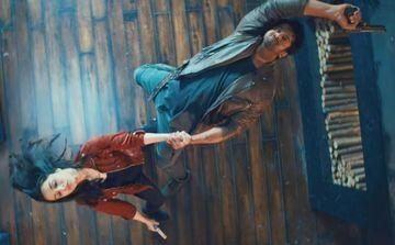 एक्शन सीन से भरपूर रिलीज़ हुआ प्रभास और श्रद्धा कपूर की फिल्म साहो का टीज़र