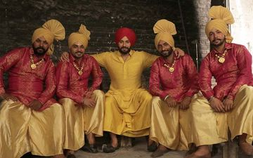 Saak: Mandy Thakar, Jobanpreeet Singh Wraps Up Shoot Of Promo Track