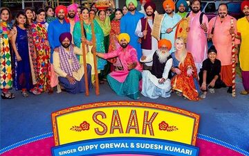 Manje Bistre 2: Gippy Grewal to Give Another Hit Song 'Saak' For The Upcoming Movie