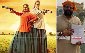 Saand Ki Aankh Director In Golden Temple, Amritsar: Prayers Answered, Taapsee Pannu-Bhumi Pednekar's Labour Of Love Finally Ascends- EXCLUSIVE