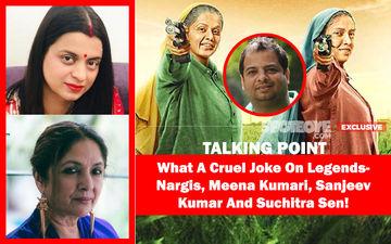 Saand Ki Aankh Taapsee Pannu-Bhumi Pednekar Ageism Controversy: Director Tushar Hits Back, 'Koi Hero Hota Toh Sab Very Good Bolte'- EXCLUSIVE