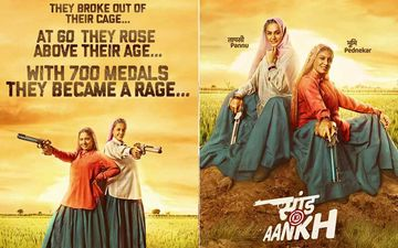 Saand Ki Aankh First Look: Taapsee Pannu-Bhumi Pednekar Bring Famous Sharpshooters, Chandro And Prakashi To Celluloid