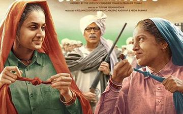 Saand ki Aankh Trailer Out: Taapsee Pannu And Bhumi Pednekar Starrer Hits The Bull's Eye!