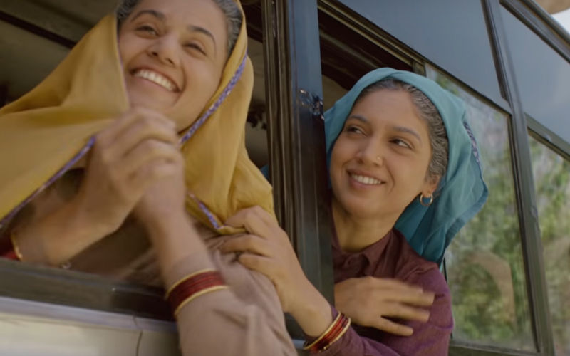 Saand Ki Aankh, Teaser Released: Taapsee Pannu And Bhumi Pednekar Are Badass Dadis You Don't Want To Mess With