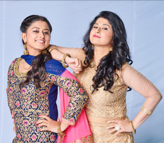 saba and somi khan in bigg boss 12
