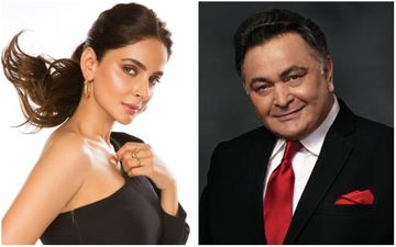Hindi Medium Actress Saba Qamar Shares An UNSEEN Video Of Rishi Kapoor Lauding Her; Veteran Wondered Why She's Not In Angrezi Medium