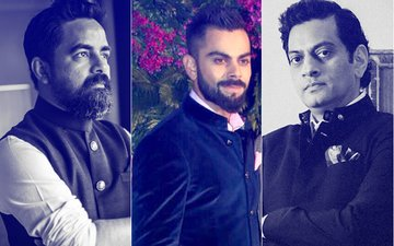 Virat Kohli's OUTFIT CONFUSION: Sabyasachi Admits GOOF-UP, Raghavendra Rathore Is The REAL Designer!