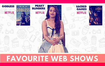 Just Binge: Sonakshi Sinha Reveals Her Favourite Web Shows