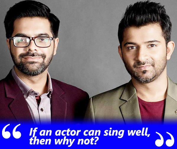 sachin jigar exclusive interview jigar says if a actor can sing why not