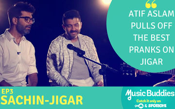 Music Buddies Sachin-Jigar Spill Industry Secrets, Profess Their Love For Food & Perform Live Only On SpotboyE!