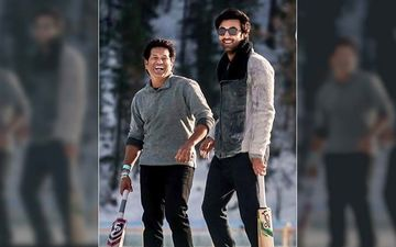 Ranbir Kapoor And Sachin Tendulkar Playing Cricket In This Priceless Picture Is The Perfect Antidote To Sickness, Feels Mum Neetu Kapoor