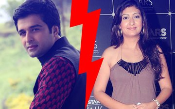 SHOCKING! Juhi Parmar & Sachin Shroff Headed For Divorce?