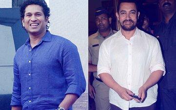 Sachin Tendulkar: Many People Feel Aamir Khan Is The Ideal Choice To Play Me On-Screen