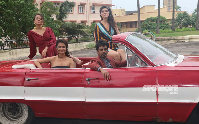 Sacred Games 2 Cast Continues To Take The Vintage Route For Promotions