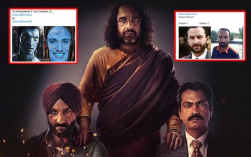 Sacred Games 2: Saif Ali Khan And Nawazuddin Siddiqui Starrer Invites A Plethora Of Memes On The Internet