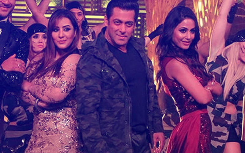 Bigg Boss 12 Opening Night: Hina Khan And Shilpa Shinde Are Back In The House
