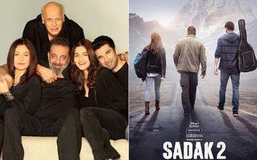 Sadak 2: Alia Bhatt- Aditya Roy Kapur Starrer Gets A Release Date,  The Film Will Premiere On Disney+ Hotstar On THIS Date
