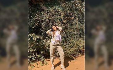 Dabangg 3 Star Saiee Manjrekar On A Trip To The Wilderness, Shares Horseback Riding Post