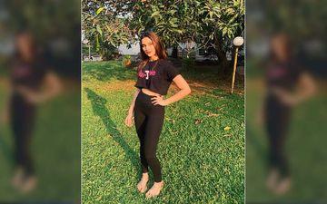 New Year 2020: Saiee Manjrekar's Celebrates New Year Bash With Her Girlfriends