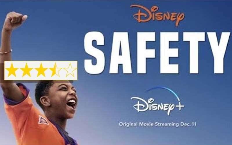 Safety Review: Starring Jay Reeves, Thaddeus J Mixson And Corinne Foxx It Is Just The Feel-Good Film You Need In These Stressful Times