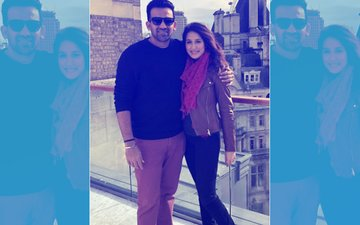 What's That One Thing Sagarika Ghatge Dislikes About Zaheer Khan?