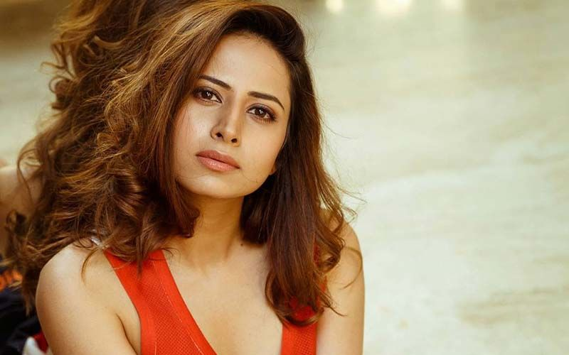 Sargun Mehta Looks Like Beauty In Yellow Lehenga In Her Latest Picture
