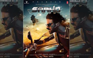 बाहुबली प्रभास की फिल्म 'साहो' का दूसरा पोस्टर हुआ आउट, फैंस ने दिया सबसे बेहतर अभिनेता का टैग