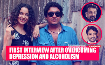 "Kangana Ranaut's Missing Director Sai Kabir Found! Alcoholism Treated. Says, ""Friends Sanjay Dutt, Irrfan Khan and Rahul Gandhi Helped Me Out"""