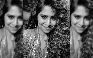 Sai Tamhankar Turns On The Bling In Her New Post, Gives Corona The F Word!