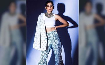 Sai Tamhankar Is A Truly A Fashionista Breaking Fashion Stereotypes With Her Latest Photoshoot