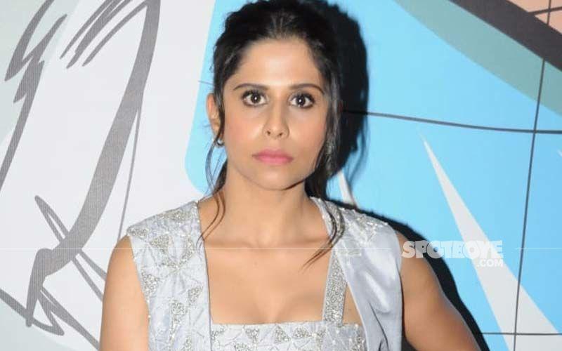Sai Tamhankar Promotes Vijay Sethupathi Starrer Tamil Netflix Series Navrasa