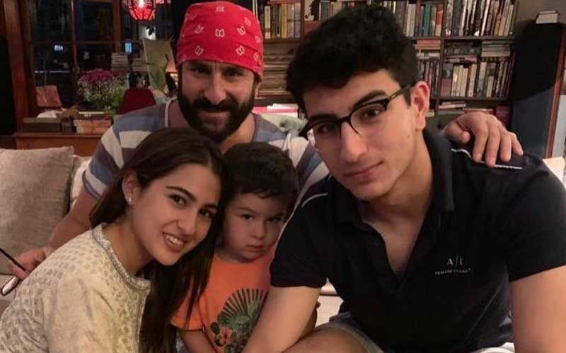 Blast From The Past: When Saif Ali Khan Got Teary-Eyed Every Time He Looked At Son Ibrahim's Photo After His Divorce With Amrita Singh