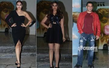 Happy Birthday Saiee Manjrekar: Salman Khan Shows Up To Wish His Dabangg 3 Co-Star With Sonakshi, Arbaaz  – PICS