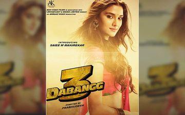 Dabangg 3 New Motion Poster: Salman Khan AKA Chulbul Pandey Introduces His Life's 'Khushi' Saiee Manjrekar