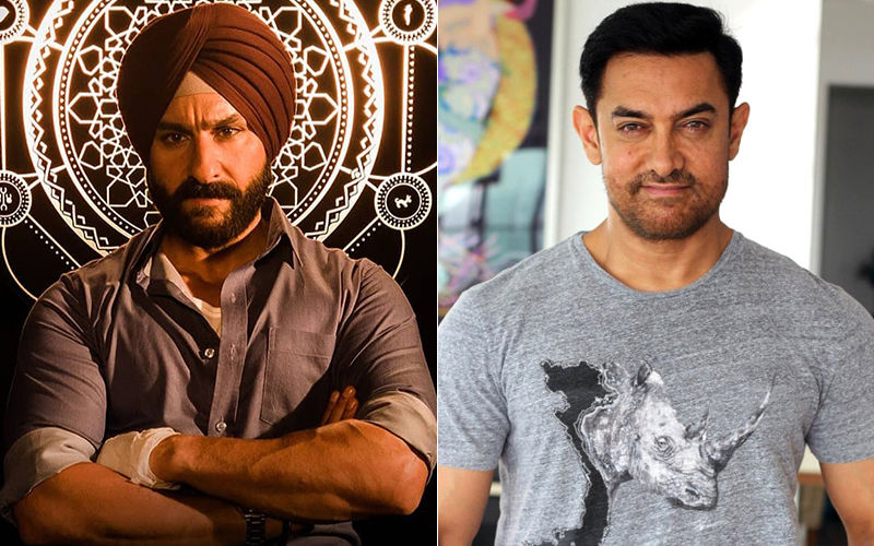 Sacred Games 2: Aamir Khan's Questions On The Show Make Saif Ali Khan Speechless- Here's Why!