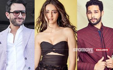 Saif Ali Khan-Ananya Panday-Siddhant Chaturvedi's Excel Film Shelved?- EXCLUSIVE