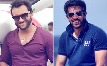 Saif Ali Khan To Team Up With Kabir Khan For The Forgotten Army