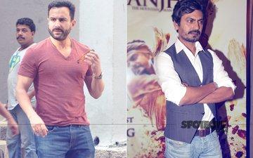 BUZZ: Saif Ali Khan & Nawazuddin Siddiqui Shoot SEPARATELY For Sacred Games
