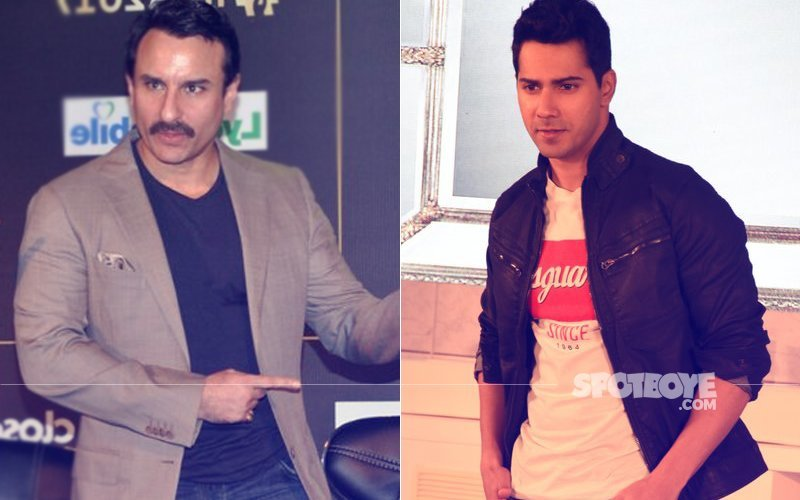 'Twitter Apology Is For The World & Fans'. Did Saif Ali Khan Just Take A Dig At Varun Dhawan?