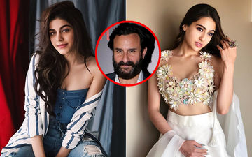 Saif Ali Khan Explains Why Alaia F And Not Sara Ali Khan Plays His Daughter In Jawaani Jaaneman