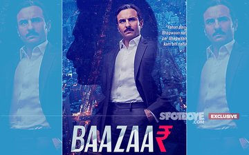 Saif Ali Khan's Baazaar Shoot Stopped In Parel, BMC Objects