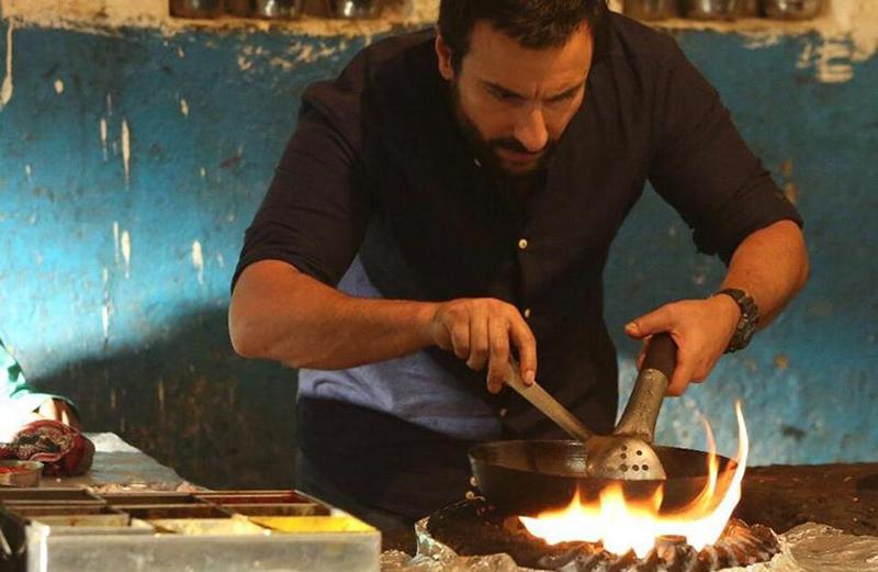 saif ali khan in chef