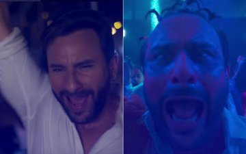 Saif Ali Khan Takes You On A Crazy Ride In Kaalakaandi Trailer