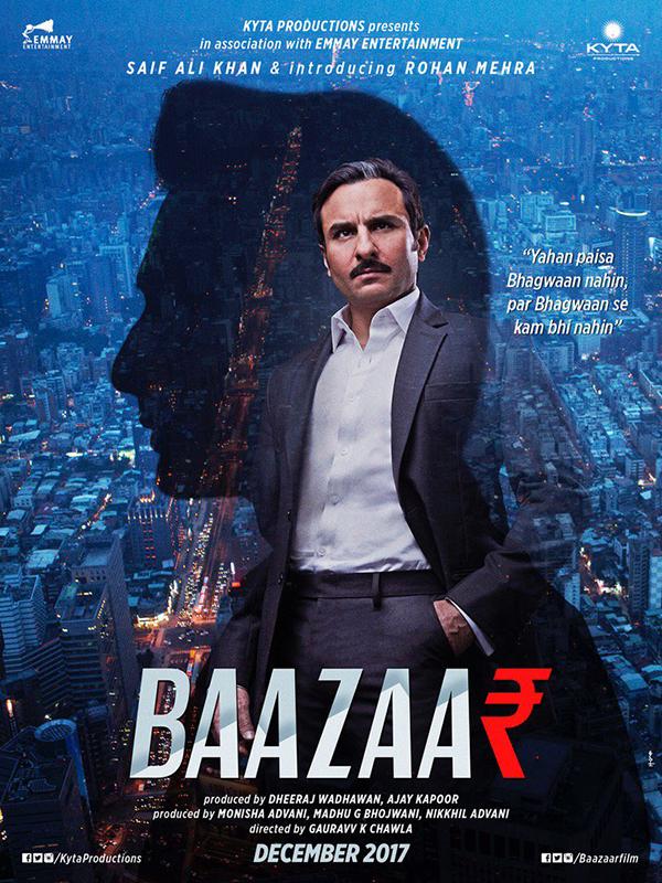 saif ali khan look in baazar