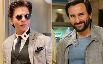 Saif Ali Khan Says Shah Rukh Khan Has Become Synonymous With An Era And When That Era Passes, You Need To Re-Adjust