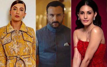 Saif Ali Khan, Amayra Dastur, Gauahar Khan In Ali Abbas Zafar's Political Thriller, 'It's A Delicious Script'