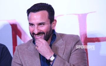 Saif Ali Khan Gives Important Life Lessons As The Actor Turned 50; It's All About Pumping Weights And Fad Diets
